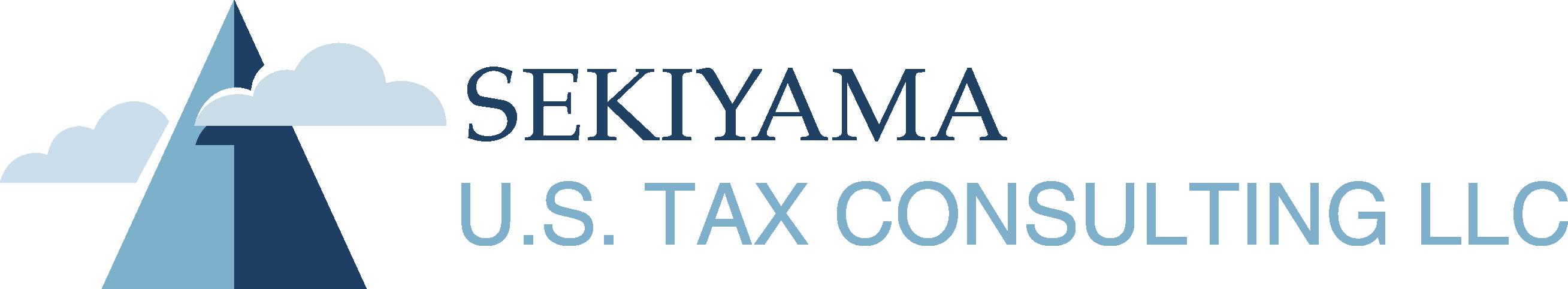 SEKIYAMA U.S. TAX CONSULTING LLC